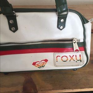 Retro Roxy purse